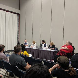 Comicpalooza 2019 - Self-Publishing For Beginners