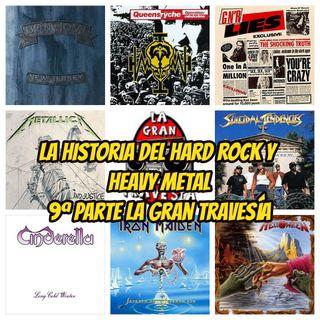La Historia del Hard Rock y del Heavy Metal 9ª Parte.