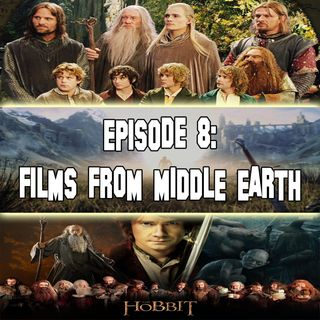 Episode 8 - Lord of the Rings & The Hobbit