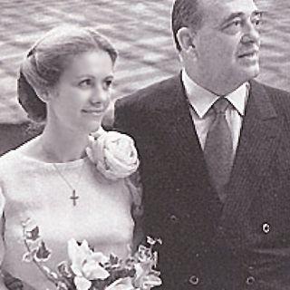 Dino Tinelli e il Generale Carlo Alberto Dalla Chiesa