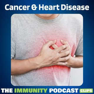 What's the relationship between Cancer and Heart Disease?
