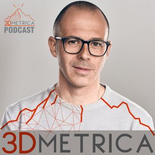 EP21 - Parliamo di topografia con William Tantucci