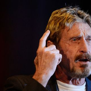 The Girl Next Legacy and What John McAfee Represents