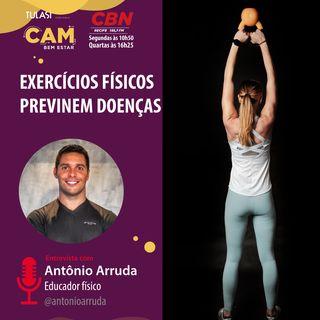 CBN CIDADES ALGOMAIS -ANTONIO ARRUDA