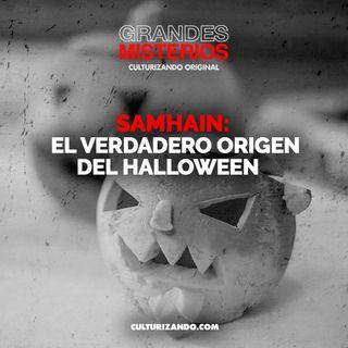 Samhain: el verdadero origen del Halloween • Misterios - Culturizando