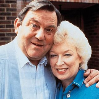80s and 90s, Blockbusters, VHS, June Whitfield, old telly, MA, Xmas sales EP 73