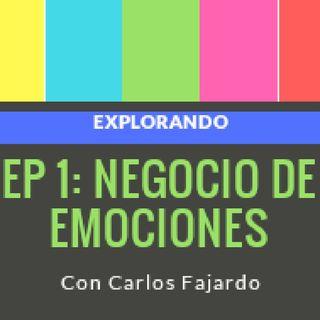 Ep 1: Negocio De Emociones 💔