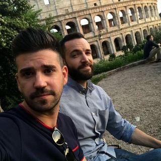 XV. Última tarde en Roma