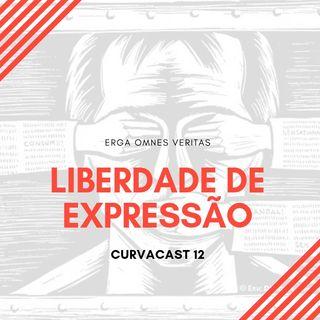 CurvaCAST 12 - Liberdade de Expressão e Notre  Dame