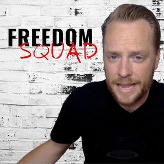 Freedom Squad: Eric Matheny, Chad Caton & Doni Anthony