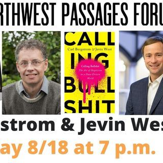 Northwest Passages Book Club Carl Bergstrom and Jevin West