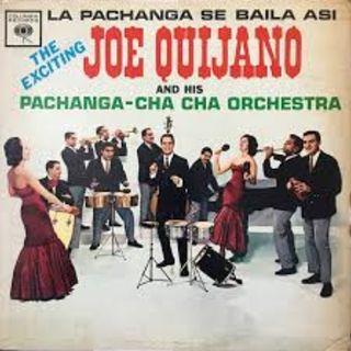 Joe Quijano baila la pachanga