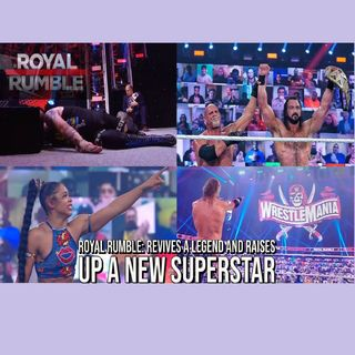 Royal Rumble: Revives a Legend and Raises Up a New Superstar KOP020221-589