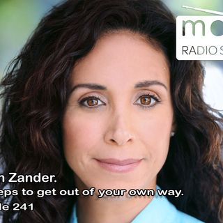 The steps to get out of your own way Lauren Zander