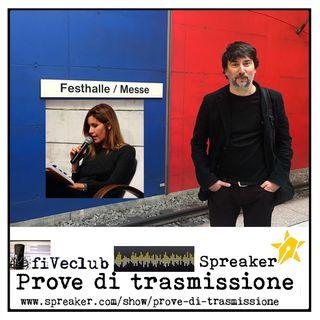 Prove di Trasmissione - Ospiti S. Delmastro e C. Laudani