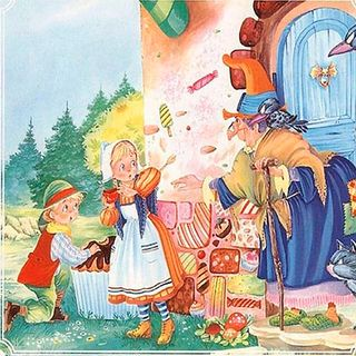 Hanzel and Gretel_ Story for kids