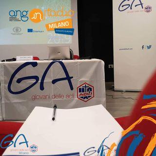 Together, we create 4 - Associazionismo giovanile - Intervista a Giacomo Carta