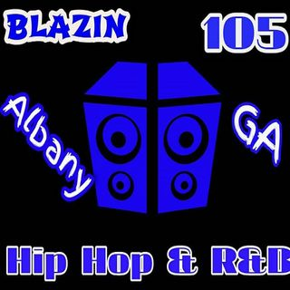 BLAZIN 105.9 the new hiphop AND R&B ALBANY GA 229