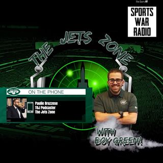 The Jets Zone: Paulie Bruzzese interview, #JetsCamp breakdown