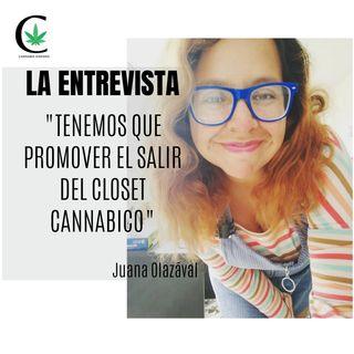 """""""Un familiar escuchó sobre un tratamiento con cannabis contra la epilepsia y decidimos probarlo"""", Juana Olazábal.- Epi 39"""