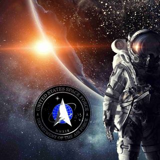 Space Force One Year Anniversary, Guardians Of Space -- But What Are They Guarding Against?