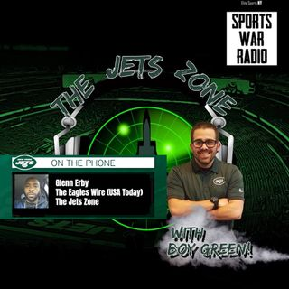 The Jets Zone: Glenn Erby (The Eagles Wire, USA Today)