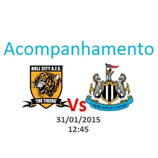 Inglaterra - Hull vs Newcastle