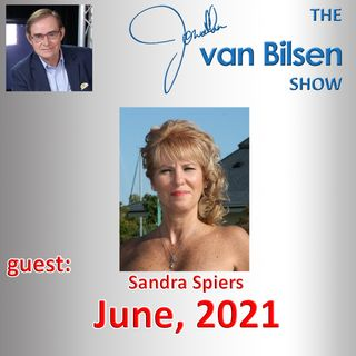 2021-06 - Sandra Spiers and the Royal Canadian Legion