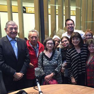Transmisión especial desde el Museo de la Radio celebrando nuestro 37 Aniversario