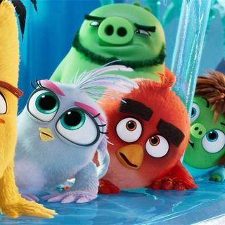 DIVERSÃO EM PAUTA - Angry Birds 2