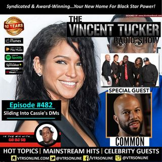"""Episode #482 feat. Common 