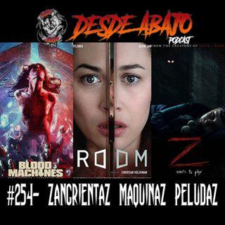 D.A. 254- ZangrientaZ MaquinaZ PeludaZ