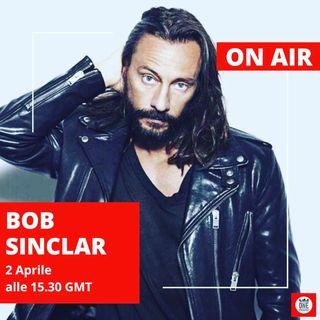 """Bob Sinclar : """"Il miglior DJ è quello che non copia nessuno ma è originale, creativo"""""""