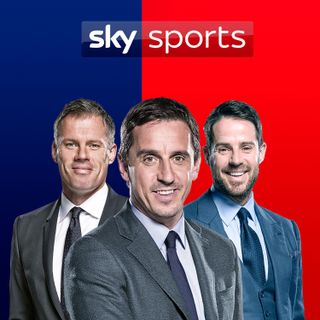 The Football Show - Barnes, Hendrie, Carragher and Neville
