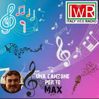 Una Canzone per Te con Max Marzilli