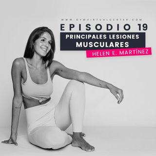 Cap. 19 : Principales lesiones musculares - Helen Martínez