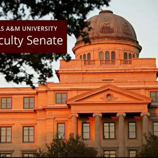 Comments from Texas A&M administrators to the faculty senate about reopening the campus