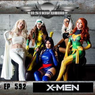 592 - ¿Funcionan los X-Men sin Xavier?