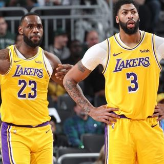 Episode 85 - Ringer's Podcast- Are the Lakers in trouble? And why game two is a must win for the bucks.