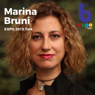 Marina Bruni at The Best You EXPO