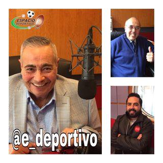 Quién le quiere mentar la jefa al Rudo, Pepe y Alex en Espacio Deportivo de la Tarde 26 de Diciembre 2018