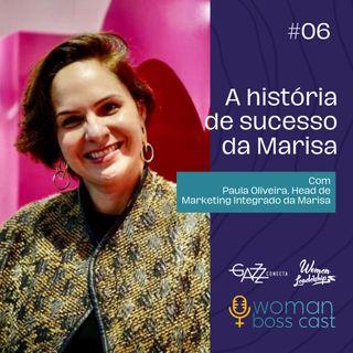 Marketing focado no público feminino: o case Marisa   EP #06