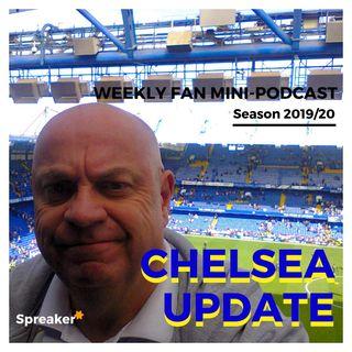 Preview: Burnley v Chelsea ( 26/10/19 C U #110 )