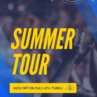 Tribecast summer tour, Turku episode