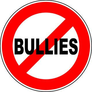 Don't Give In To A Bully