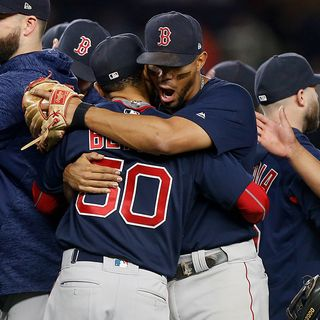 Red Sox Have Higher Expectations Than East Title