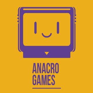 Anacrogames - Anacronismo y Videojuegos
