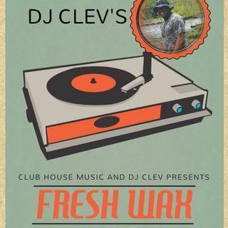 DJ CLEV'S FRESH WAX