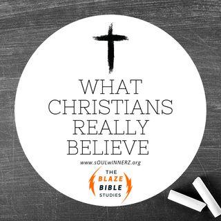 What Christians Really Believe -DJ SAMROCK