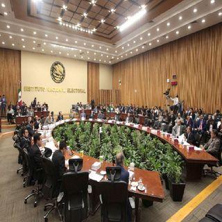 Aprueba INE financiamiento a partidos para 2021